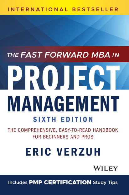 Fast Forward MBA in Project Management, Sixth Edition book cover